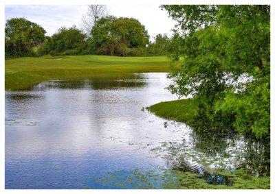 Golf de Lancieux, <p>Création de 2 x 9 trous</p>