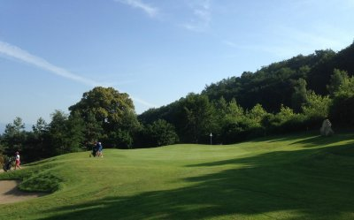 Golf Club Domaine du Brésil, <p>Remodelage du parcours</p>