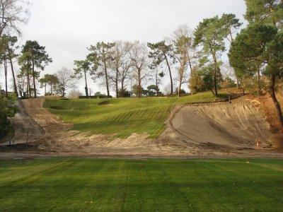 Golf d'Arcachon, <p>Remodelage et rénovation</p>